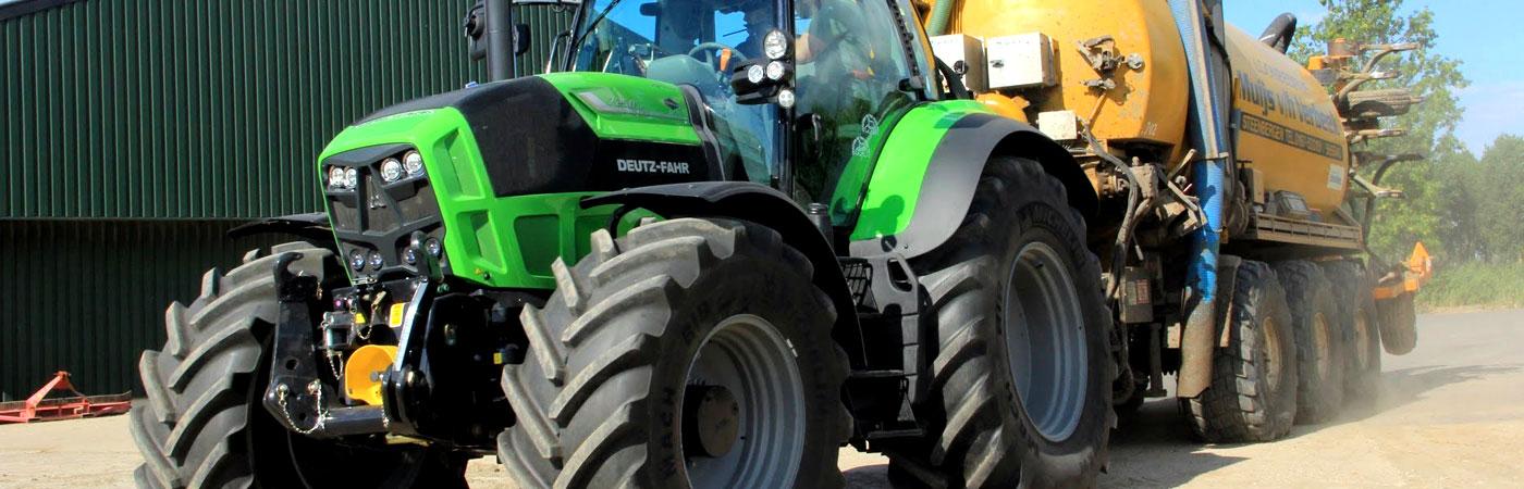 Uw adres op gebied van landbouw- en tuinbouwmechanisatie!
