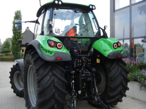 Deutz-Fahr Agrotron 6140.4 p afgeleverd