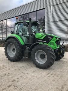 Deutz-Fahr 6165.4 ttv afgeleverd bij Loonbedrijf te Bokkel
