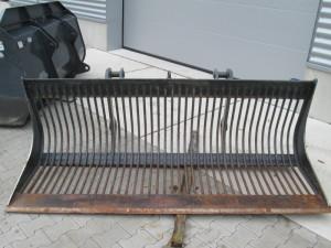 Puinbak voor een Terex shovel afgeleverd
