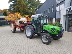 Deutz-Fahr Agroplus Agroplus 70 S afgeleverd