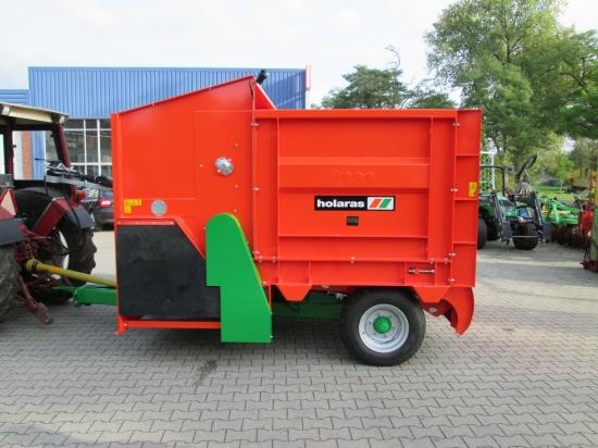 Holaras Blokkendoseerwagen