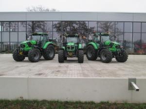 Diverse nieuwe tractoren uit voorraad leverbaar